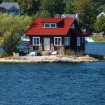 Pick One of the Thousand Islands