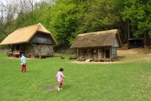 Discovering Slovenia: Pleterje and its open air museum