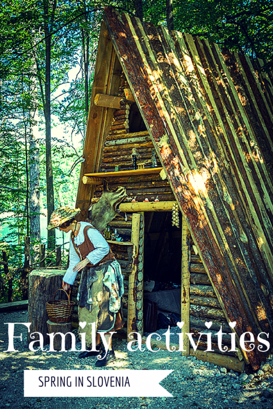 Family activities in Slovenia