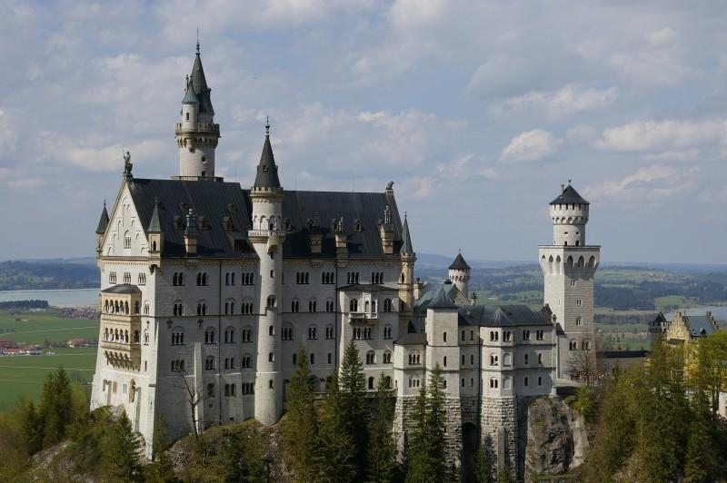 Neuschweinstein castle