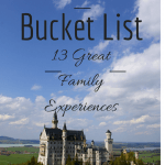 13 Great Family Experiences For Your Bucket List