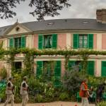 Looking for Monet in Giverny