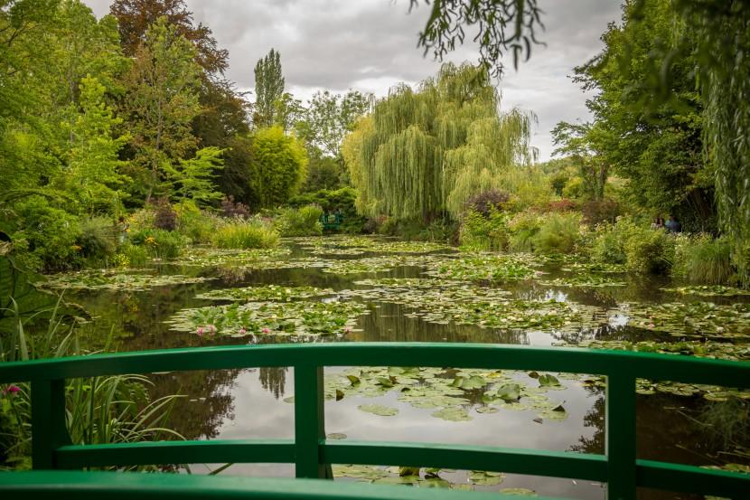 Monet in Giverny