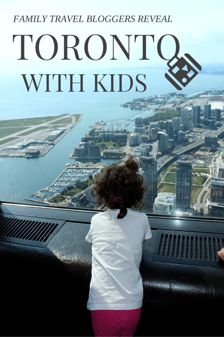 Toronto with kids